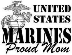 Marine Mom.