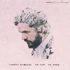 Thomas Dybdahl - Cd Cover Design on Behance