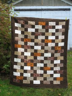 Brickworks pattern. Made for my friend Kelly