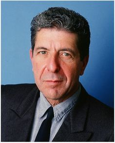 "This is a photo being sold on eBay. The description reads: ""Singer/songwriter Leonard Cohen poses during a portrait session. Cohen was riding a wave of popularity in 1987 following the release of Jennifer Warren's 'Famous Blue Raincoat' album of his songs."" Seller is c7674."