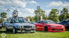 Clean E30 and S15