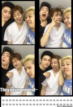 OMG!!!~ I just can't with these dorks~ (@.@)/