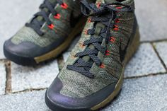 6e4f07af3a7c NIKE FLYKNIT TRAINER CHUKKA SNEAKERBOOT SEQUOIA BLACK available at  www.tint-footwear.com nike-flyknit-trainer-chukka-sneakerboot-300 Nike wmns  flyknit ...