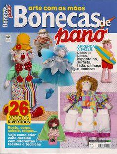 BONECAS DE PAÑO 18 - Marcela Acevedo - Álbuns da web do Picasa