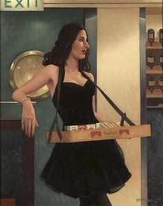 The Cigar Girl