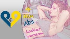 abs workout for women - YouTube