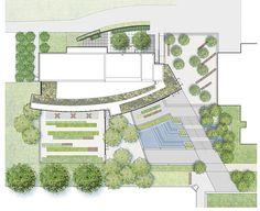 Simons-Center-park-Dirtworks-12-Site-Plan « Landscape Architecture Works…