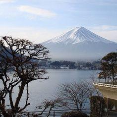 Imágenes del mundo: Monte Fuji (Japón)... #cibervlachoimagenesdelmundo Visita mi Blog: http://cibervlacho.blogspot.com