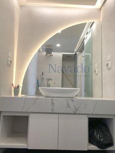 Led Mirror, Bathroom Lighting, Furniture, Home Decor, Tattoo, Bathroom Light Fittings, Bathroom Vanity Lighting, Decoration Home, Room Decor