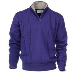 #golf sweater with windproof lining, available in five colours