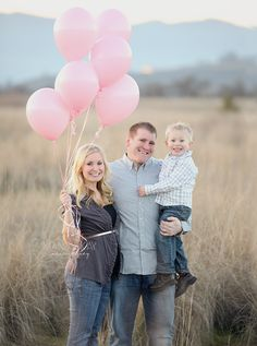 Surprise Gender Reveal! Southern Oregon professional maternity photographer » Newborn Baby Child Family Photographer Medford Oregon
