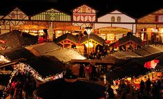 Vancouver Christmas Market | November 24 - December 24 | A German Christmas Market Tradition Comes to Vancouver