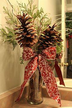 Amazing Christmas Decoration Ideas For Bathroom28