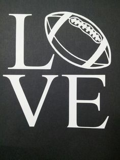 Football love.  http://www.throwlikeagirl.com