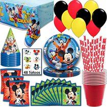Make sure this fits by entering your model number. 16 guests will enjoy official Disney birthday dinnerware and party favors for Mickey Mouse fans Large Paper Plates inch) + Napkins # Mickey Mouse Party Games, Mickey Mouse Banner, Mickey Mouse Party Supplies, Mickey Mouse Gifts, Mickey Mouse Party Decorations, Mickey Mouse Birthday Invitations, Mickey Mouse Clubhouse Birthday Party, Mickey Birthday, Mickey Party
