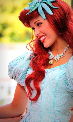 Our Disney Days: Photo Ariel Disneyland, Ariel Disney World, Disneyland World, Disney Princess Ariel, Disney Day, Tokyo Disneyland, Disney Cruise Line, Disneyland Resort, Disney Girls