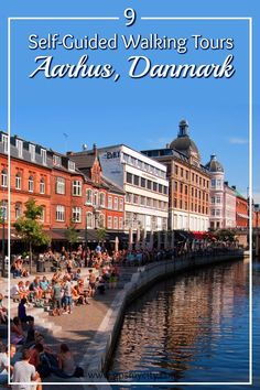 10 Self-Guided Walking Tours in Aarhus, Denmark + Create Your Own Walk Travel Sights, Travel Tours, Places To Travel, Travel Destinations, Places To Visit, Aarhus, Denmark Travel, Europe Holidays, Time In The World