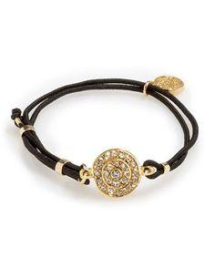 Elastic Disc Bracelet Blee Inara Elastic Disc Bracelet  $40