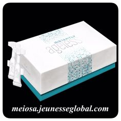 Instantly Ageless ™   Instantly Ageless™ is a powerful anti-wrinkle microcream that works quickly and effectively to diminish the visible signs of aging. Instantly Ageless™ revives the skin and minimizes the appearance of fine lines and pores for a flawless finish.