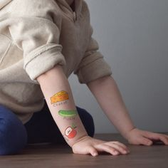hello, Wonderful - EDUCATIONAL TEMPORARY TATTOOS FOR KIDS FROM WUNDERCUB