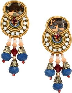 DORI CSENGERI Earrings $263 thestylecure.com