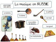 MUSIQUE - La classe de Corinne