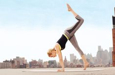 Fat-Melting Yoga Moves You Can Do at Home....Not sure I am flexible enough or ready but I'm willing to give it a try! -