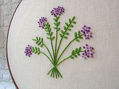 Shakespeare's Flowers - Wild Thyme   New patterns out now! F…   Flickr