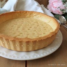 Pastry Recipes, Tart Recipes, Sweet Recipes, Cooking Recipes, No Bake Desserts, Just Desserts, Jam Tarts, Mousse, Shortcrust Pastry