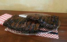 Buttercream KC BBQ ribs cake