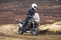 Triumph Tiger Explorer XC Motorcycle