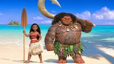 Disney's Moana – Film Review