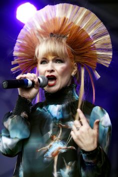 Toyah Wilcox at Let's Rock the Moor – THE MAKING OF MEMORIES    by Dean Feltimo    http://www.glowmagazine.me/