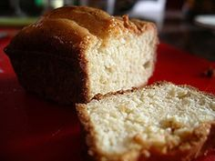 Low Carb Classic Almond Flour Pound Cake | Flickr - Photo Sharing!