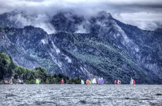 One of my favourite places ..  Lake Traunsee. Austria