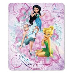 Disney Fairies Tinkerbell and Friends Fleece Throw Blanket x This colorful blanket features Tinkerbell and Friends and is soft, warm and comfortable. Tinkerbell And Friends, Disney Fairies, Homemade Resin Recipe, Disney Bedding, Minnie Mouse Theme, Fairy Gifts, Kids Bedding Sets, Fleece Throw, Fleece Blankets