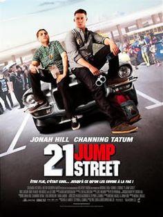 21 jump street (2012) un film de Phil Lord avec Brie Larson et Channing Tatum. Telechargement, VOD, cinéma, TV, DVD.