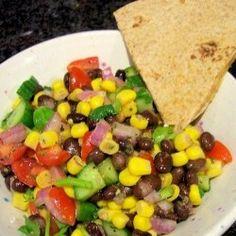 Rachel's Absurdly Good Mexican Salad