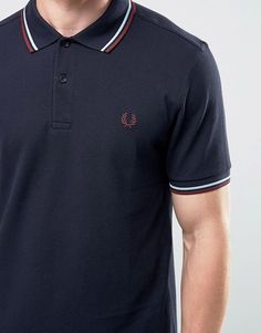 fbf5b5ff6 Discover Fashion Online Fred Perry Polo Shirts