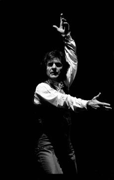 Antonio Vargas -:a Flamenco master who was featured in Strictly Ballroom and in Mission Impossible 2. I was fortunate to have trained with him many years ago when he was in San Diego.