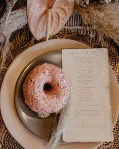 Archive Rentals (@archiverentals) • Instagram photos and videos Maple Bars, Wedding Place Settings, Doughnuts, Candle Jars, Sprinkles, Bacon, Wedding Cakes, Mango, Wedding Planning