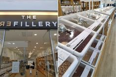 Refill Your Containers At The Refillery! - Eco Friendly Living In South Africa Plastic Packaging, Go Green, Zero Waste, Glass Bottles, South Africa, Eco Friendly, Container, Glass Jars, Canisters