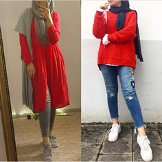 Hijabi street style – Just Trendy Girls