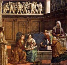 Confluencia entre Antiguo y Nuevo Testamento: Natividad de la Virgen María, Universal 8 de septiembre http://forosdelavirgen.org/246/fiesta-de-la-natividad-de-la-santisima-virgen-maria-universal-8-de-septiembre/