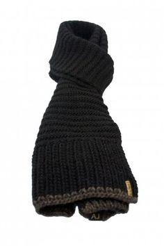 Armani Scarf In Black