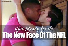 NFL's First Openly Gay Draft Pick Michael Sam Celebrates By Kissing Boyfriend On National TV - Now The End Begins