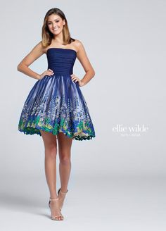 1628a455b189 Ellie Wilde by Mon Cheri EW117147 Ellie Wilde by Mon Cheri Lillian s Prom  Boutique Party Wear