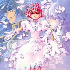 Tags: Anime, Pretear, Hayate, Awayuki Himeno, Scan