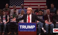 'SNL' Perfectly Captures Trump Supporters' Tireless Delusion