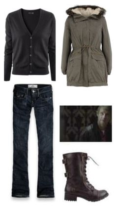 Outfit inspired by John Watson - BBC's Sherlock <3